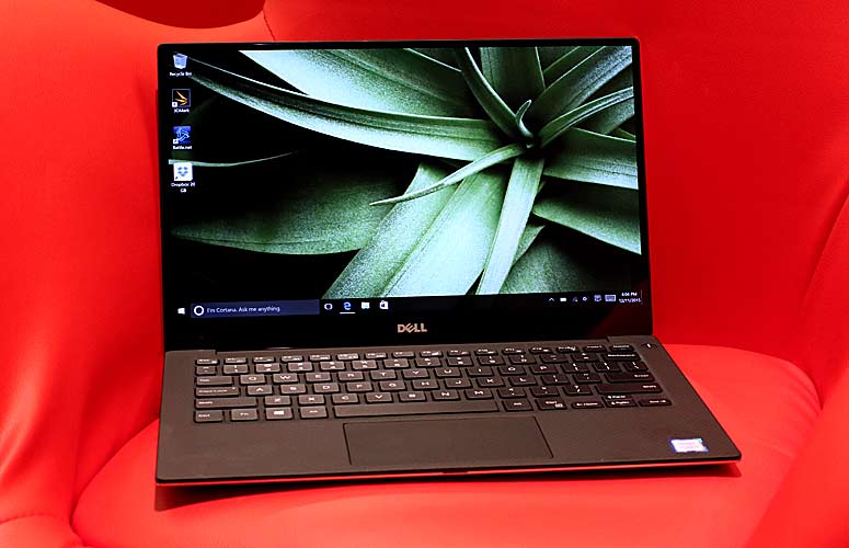 Dell XPS 13 Quad-HD Display