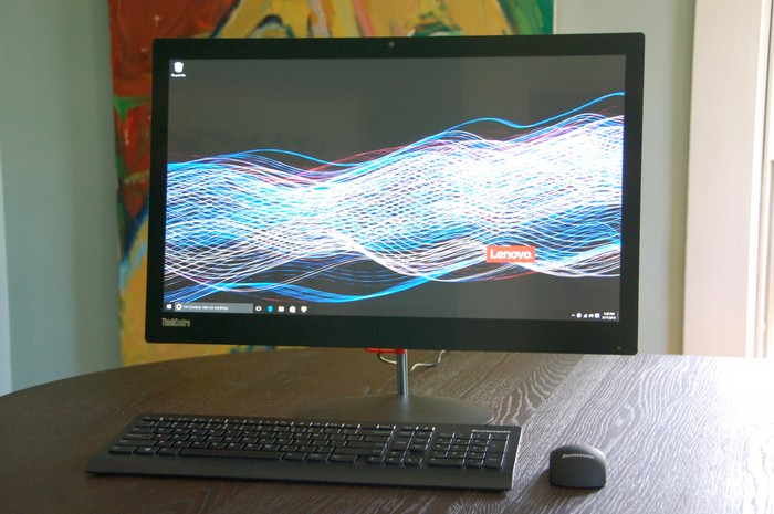 Lenovo ThinkCentre X1 (Front View)