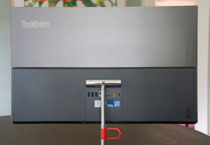 Lenovo ThinkCentre X1 (Rear)